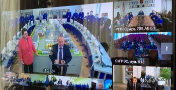 «Газпром энергохолдинг» впервые провел соревнования оперативного персонала блочных ТЭС в дистанционном формате